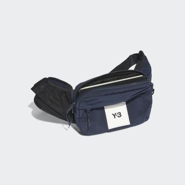 Y-3 Blå Y-3 Classic Sling Bag
