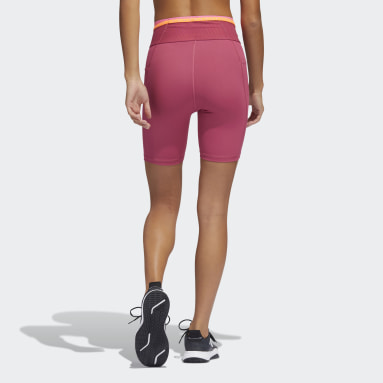 Tight Techfit High-Rise Rose Femmes Fitness Et Training