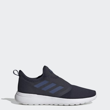Men Sport Inspired Blue Lite Racer Slip-On Shoes
