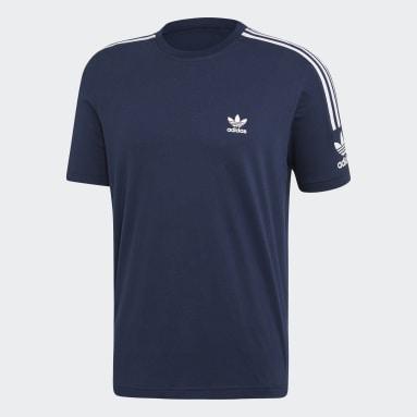 Camiseta Azul Hombre Originals