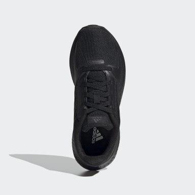 เด็ก วิ่ง สีดำ รองเท้า Runfalcon 2.0
