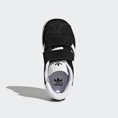 Chaussure Gazelle noir Bambins & Bebes Originals