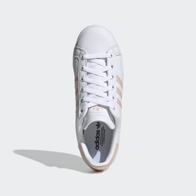 Tenis Coast Star Blanco Mujer Originals