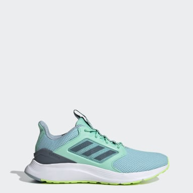 Tenis para correr Energyfalcon X Verde Mujer Running