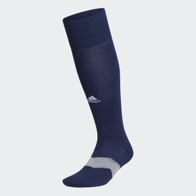 Training Blue Metro Over-the-Calf Socks