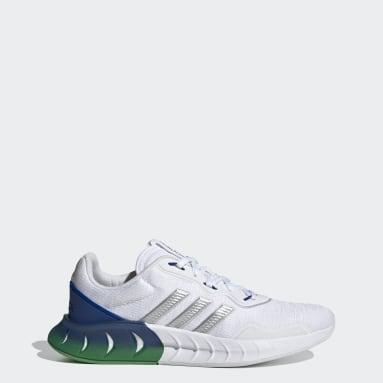 Men's Essentials White Kaptir Super Shoes