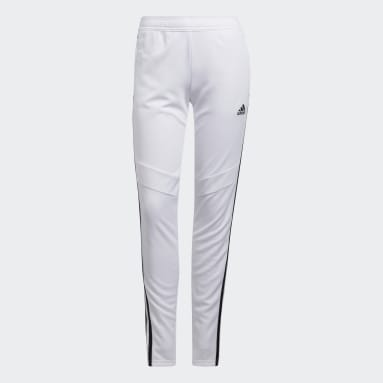 Women's Soccer White Tiro 19 Training Pants