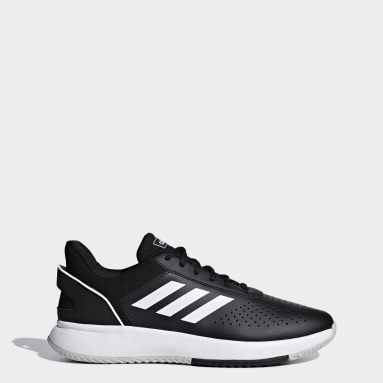 Men Tennis Black Courtsmash Shoes