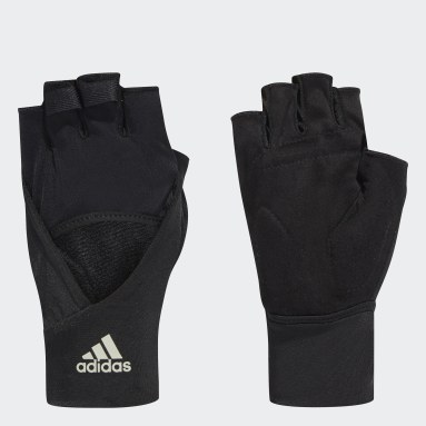 Women Training Black 4ATHLTS Gloves