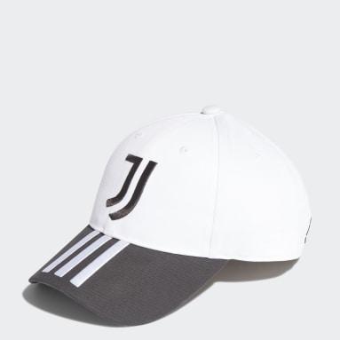 Football White Juventus Baseball Cap