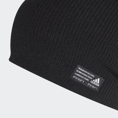 Veld Hockey Zwart Performance Beanie
