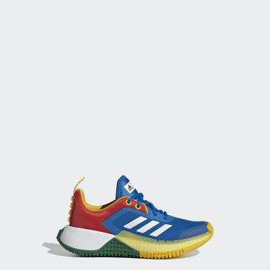 Barn Löpning Blå adidas x LEGO® Sport Shoes