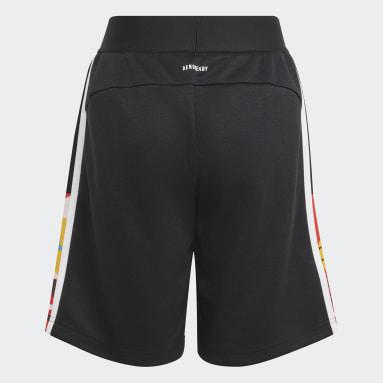 เด็กผู้ชาย เทรนนิง สีดำ กางเกงขาสั้น Egle AEROREADY