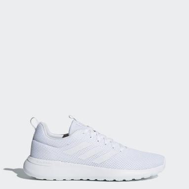 Men Running White Lite Racer CLN Shoes