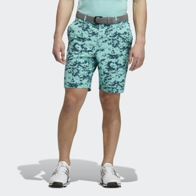 Short Camo Ultimate365 Turquoise Hommes Golf