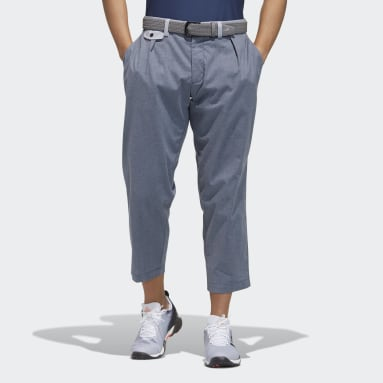 Men Golf Blue Primegreen Baggy Pants