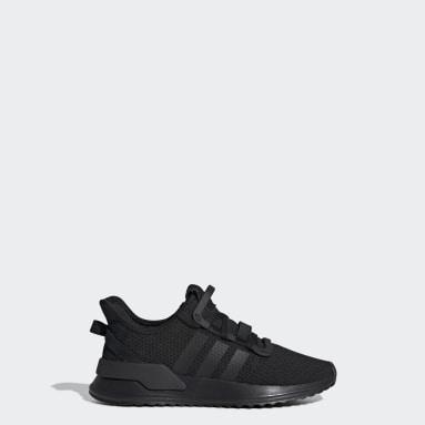Chaussure U_Path Run noir Adolescents Originals