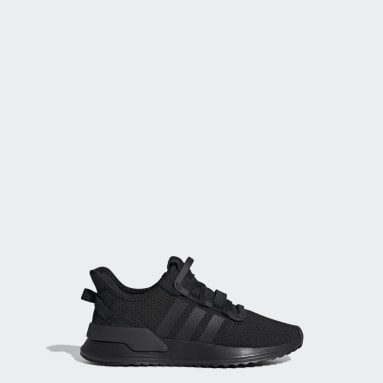 Youth Originals Black U_Path Run Shoes