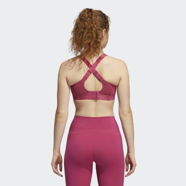 Reggiseno Ultimate Rosa Donna Fitness & Training