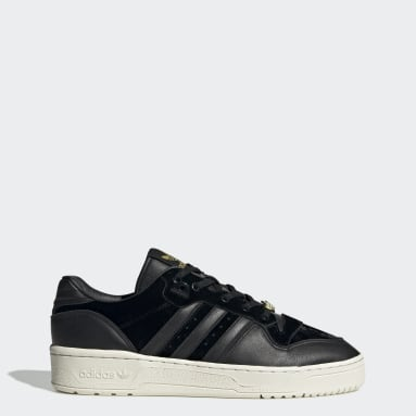 Men's Originals Black Rivalry Low Shoes