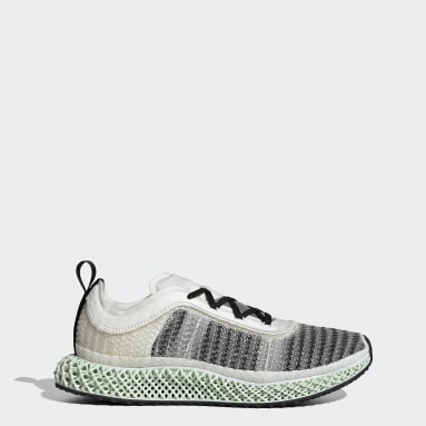 Women adidas by Stella McCartney White adidas by Stella McCartney Alphaedge 4D Shoes