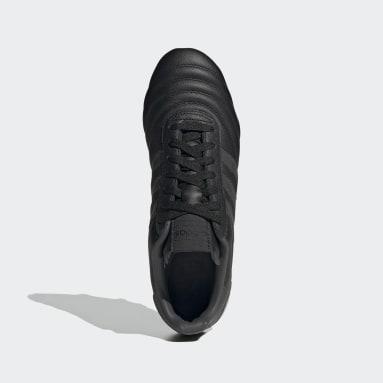 Chaussure Copa Mundial 21 Terrain souple noir Hommes Soccer