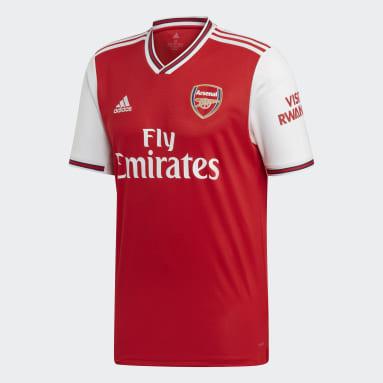 Jersey Titular Arsenal Rojo Hombre Fútbol