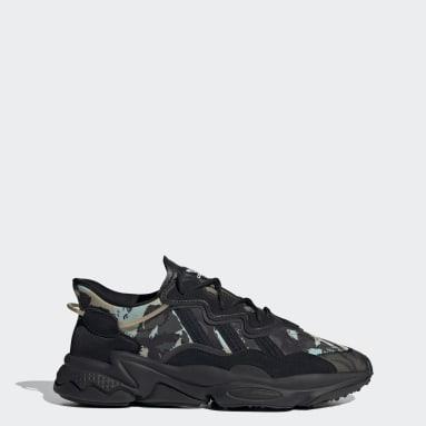 Sapatos OZWEEGO Preto Homem Originals