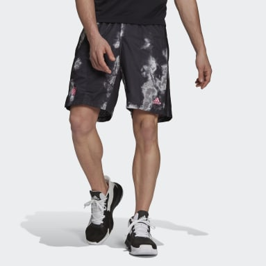 Men Basketball Black Donovan Mitchell Shorts