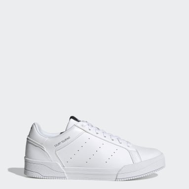 Chaussure Court Tourino blanc Hommes Originals