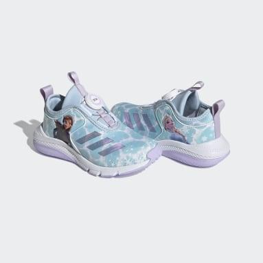 เด็ก เทรนนิง สีน้ำเงิน รองเท้า ActiveFlex Boa Frozen
