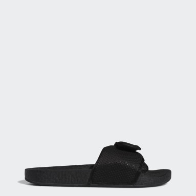 Sandalias Boost Pharrell Williams (UNISEX) Negro Originals