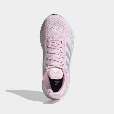 Dames Hardlopen Roze SolarGlide ST Schoenen
