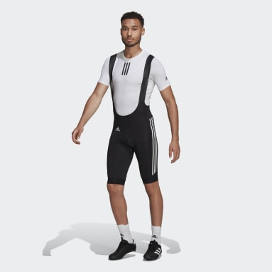 Heren Wielrennen Zwart The Padded Cycling Bib Short