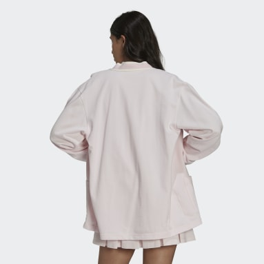 Women Originals Pink Tennis Luxe Cardigan