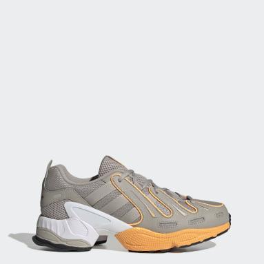 Men Originals Brown EQT Gazelle Shoes
