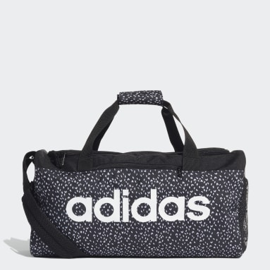 Sportswear Sort Linear sportstaske