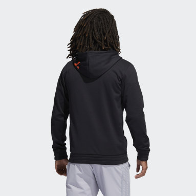 Sweat-shirt à capuche Harden Vol. 5 Ch. 1 noir Hommes Basketball