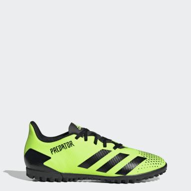 Men Football Green Predator Mutator 20.4 Turf Boots