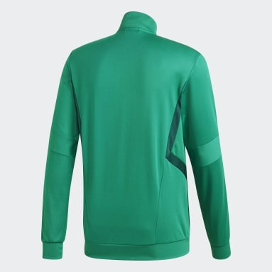 Men Gym & Training Green Tiro 19 Training Jacket