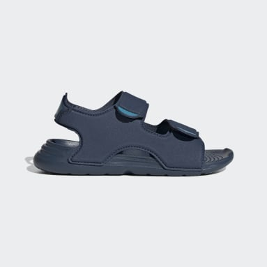 Kids Swimming Blue Swim Sandals