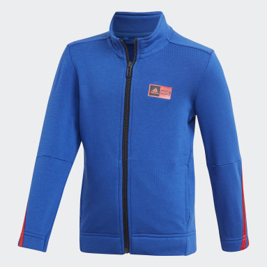 Veste Superhero Adventures Bleu Garçons Fitness Et Training