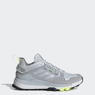 Women TERREX Grey Terrex Hikster Low Hiking Shoes
