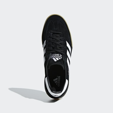 Netball Black Handball Spezial Shoes