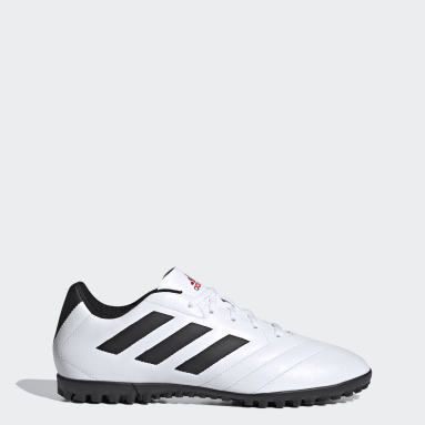 Calzado de Fútbol Goletto VII Pasto Sintético Blanco Hombre Fútbol