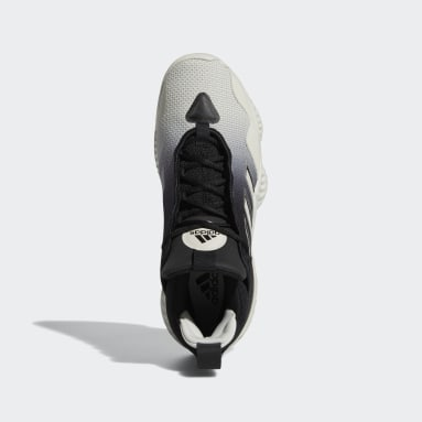 Basketbal Grijs Court Vision 3 Schoenen
