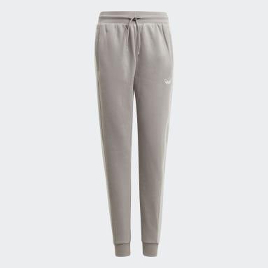 Børn Originals Grå adidas SPRT Collection joggingbukser