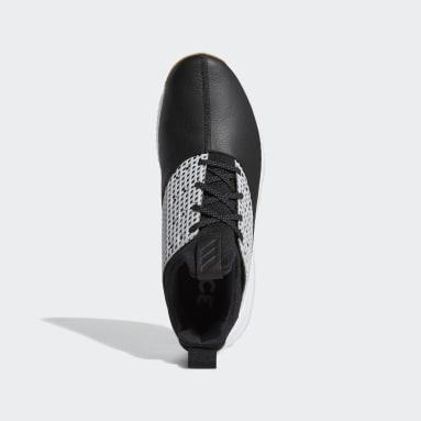 Men's Golf Black Adicross Bounce 2.0 Shoes