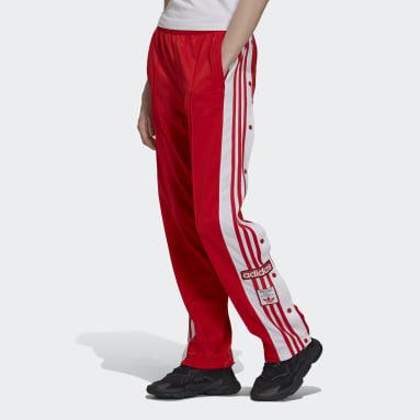Frauen Originals Adicolor Classics Adibreak Trainingshose Rot