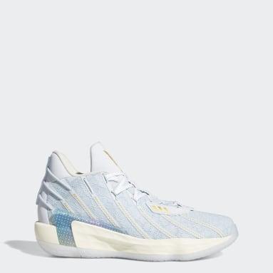 Chaussure Dame 7 Christmas Bleu Basketball